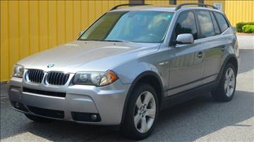2006 BMW X3 for sale at GLAutoSale in Smyrna GA