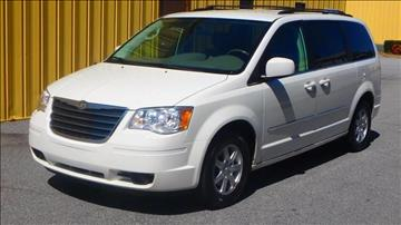 2010 Chrysler Town and Country for sale at GLAutoSale in Smyrna GA