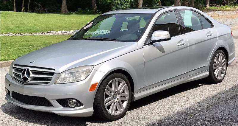2009 mercedes benz c class c 300 sport in smyrna ga. Black Bedroom Furniture Sets. Home Design Ideas