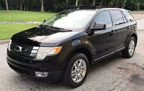2007 Ford Edge for sale at Georgia Luxury Autos in Smyrna GA