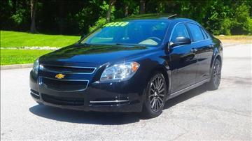 2012 Chevrolet Malibu for sale at Georgia Luxury Autos in Smyrna GA