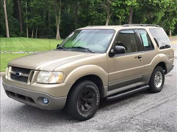 2001 Ford Explorer Sport for sale at Georgia Luxury Autos in Smyrna GA