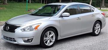 2013 Nissan Altima for sale at Georgia Luxury Autos in Smyrna GA