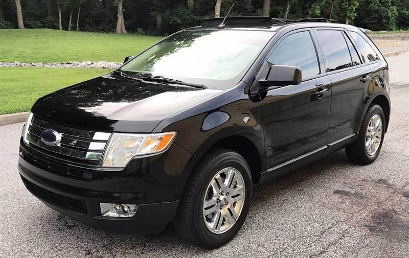 Ford Edge For Sale At Glautosale In Smyrna Ga