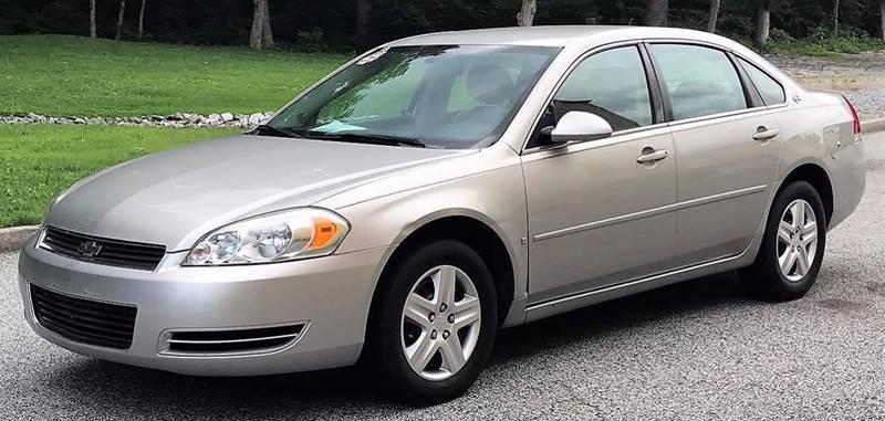 2006 Chevrolet Impala for sale at Georgia Luxury Autos in Smyrna GA