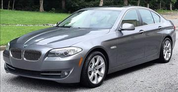 2011 BMW 5 Series for sale at Georgia Luxury Autos in Smyrna GA