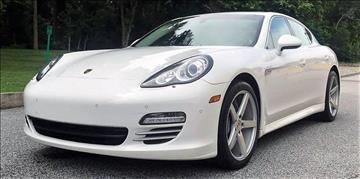 2010 Porsche Panamera for sale at Georgia Luxury Autos in Smyrna GA