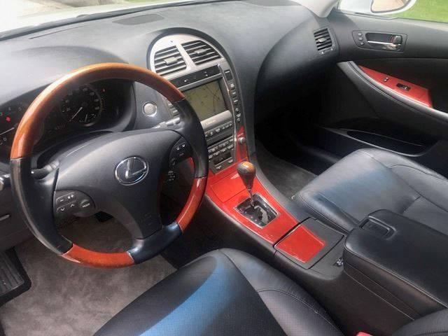 2007 Lexus ES 350 for sale at Georgia Luxury Autos in Smyrna GA