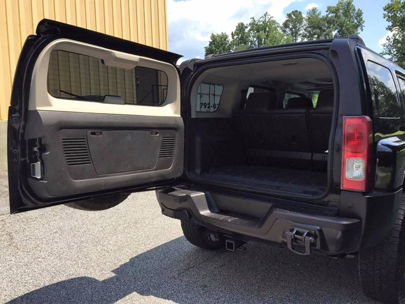 2007 HUMMER H3 for sale at Georgia Luxury Autos in Smyrna GA