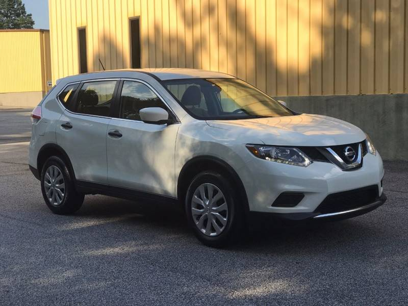 2016 Nissan Rogue for sale at Georgia Luxury Autos in Smyrna GA