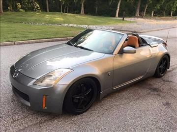 2004 Nissan 350Z for sale at Georgia Luxury Autos in Smyrna GA