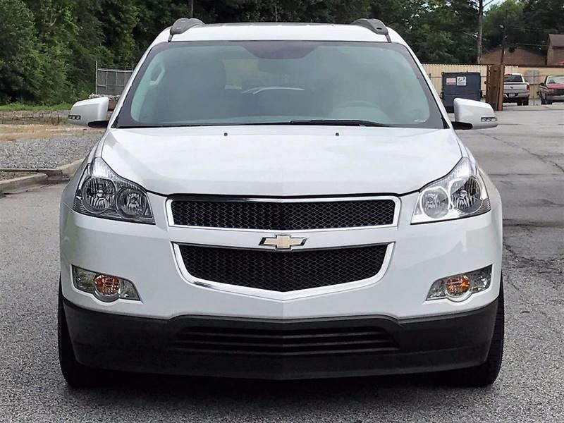 2010 Chevrolet Traverse for sale at Georgia Luxury Autos in Smyrna GA