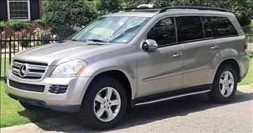 2007 Mercedes-Benz GL-Class for sale at Georgia Luxury Autos in Smyrna GA