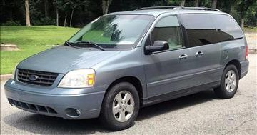 2005 Ford Freestar for sale at Georgia Luxury Autos in Smyrna GA