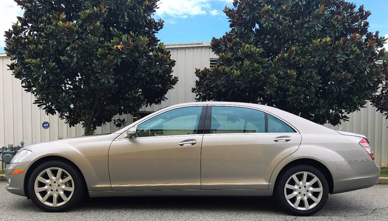 2007 Mercedes-Benz S-Class for sale at Georgia Luxury Autos in Smyrna GA