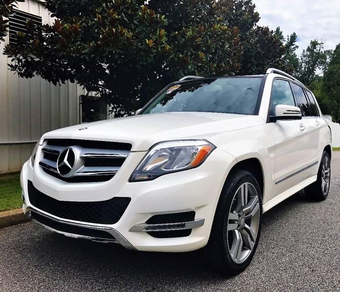 2014 Mercedes-Benz GLK for sale at Georgia Luxury Autos in Smyrna GA