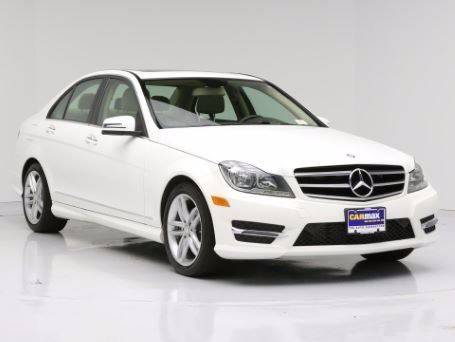2014 Mercedes-Benz C-Class for sale at Georgia Luxury Autos in Smyrna GA