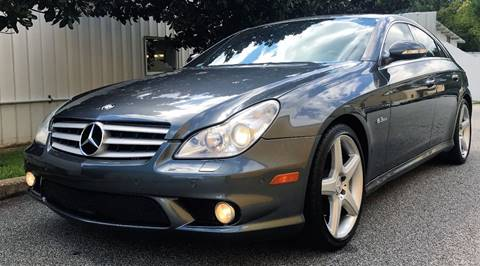 2007 Mercedes-Benz CLS for sale at Georgia Luxury Autos in Smyrna GA