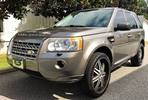 2009 Land Rover LR2 for sale at Georgia Luxury Autos in Smyrna GA