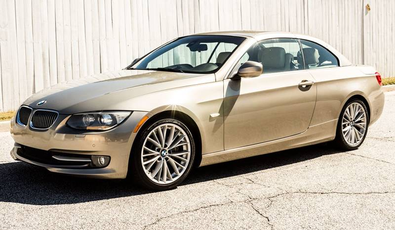 BMW Series I Convertible RWD For Sale CarGurus - 2014 bmw 3 series convertible
