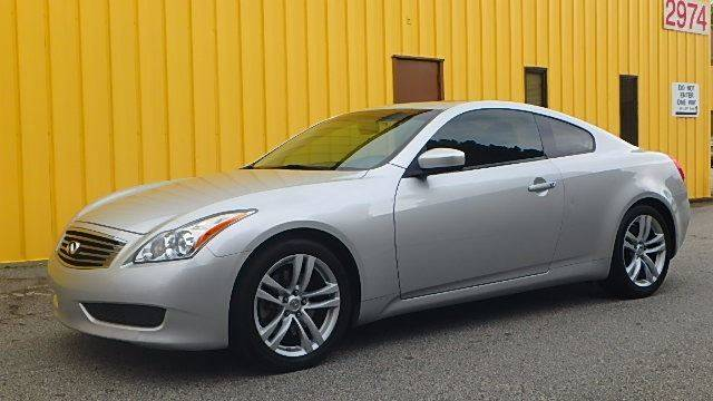 in vehicle de infiniti en for used coupe sherbrooke sport infinity inventory sale