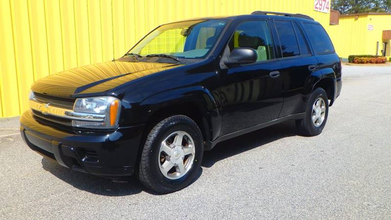 2006 Chevrolet TrailBlazer For Sale At GLAutoSale In Smyrna GA