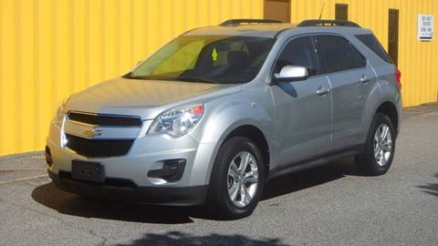 2011 Chevrolet Equinox for sale at Georgia Luxury Autos in Smyrna GA