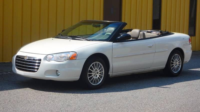john car chrysler review sebring convertible honest carbycar
