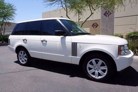 2008 Land Rover Range Rover for sale at Georgia Luxury Autos in Smyrna GA