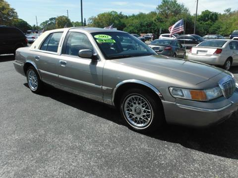 2002 Mercury Grand Marquis for sale in Holiday, FL