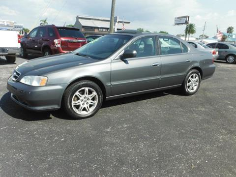 2001 Acura TL for sale in Holiday, FL