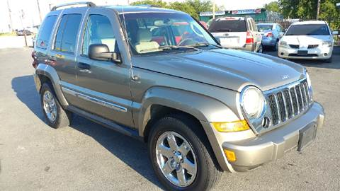2007 Jeep Liberty for sale in San Antonio, TX