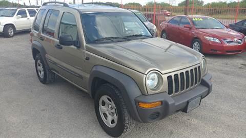 2004 Jeep Liberty for sale in San Antonio, TX