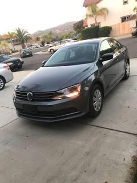 2016 Volkswagen Jetta for sale at Cars4U in Escondido CA