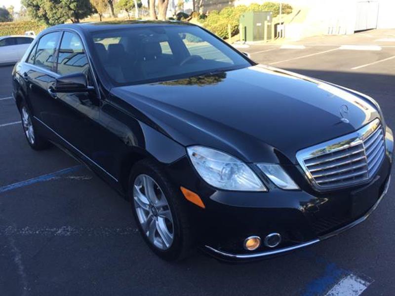 2011 Mercedes Benz E Class For Sale At Cars4U In Escondido CA