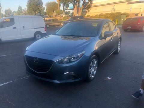 2015 Mazda MAZDA3 for sale at Cars4U in Escondido CA