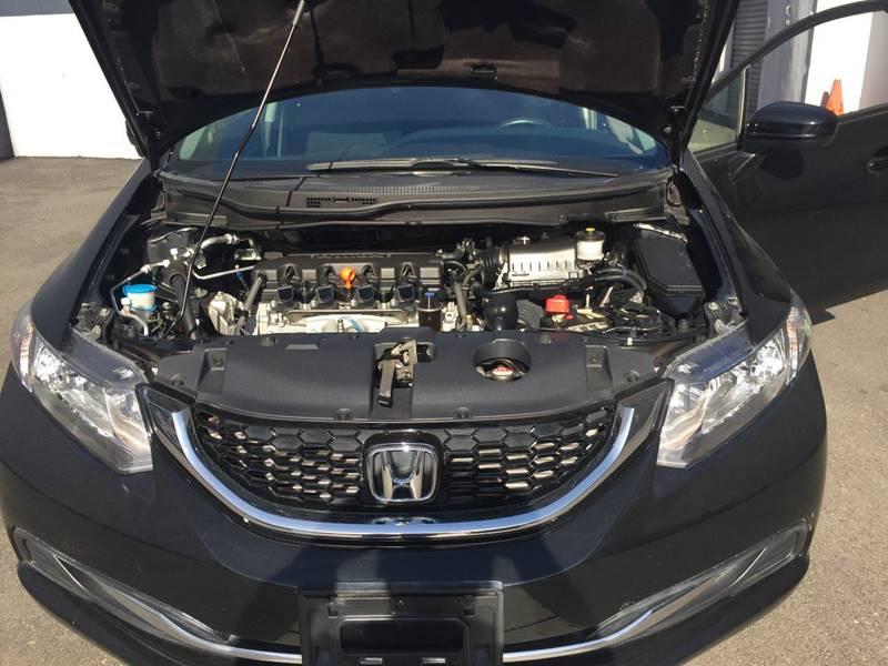 2015 Honda Civic for sale at Cars4U in Escondido CA