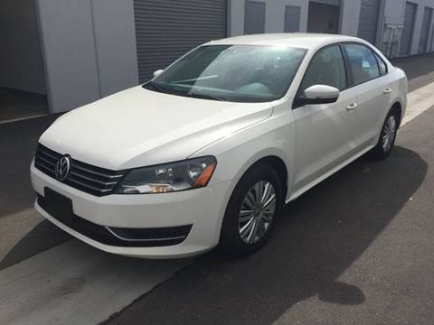 2015 Volkswagen Passat for sale at Cars4U in Escondido CA