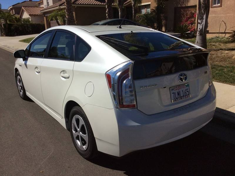 2015 Toyota Prius for sale at Cars4U in Escondido CA