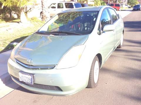 2008 Toyota Prius for sale at Cars4U in Escondido CA
