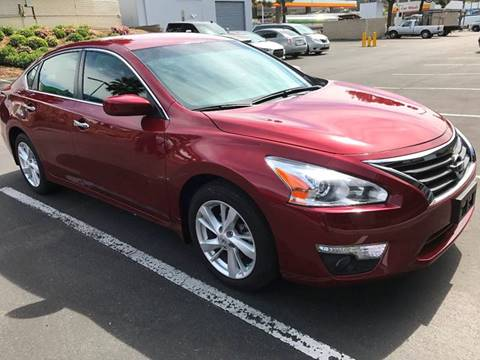 2015 Nissan Altima for sale at Cars4U in Escondido CA