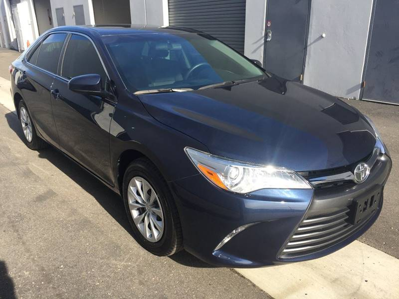 2015 Toyota Camry for sale at Cars4U in Escondido CA