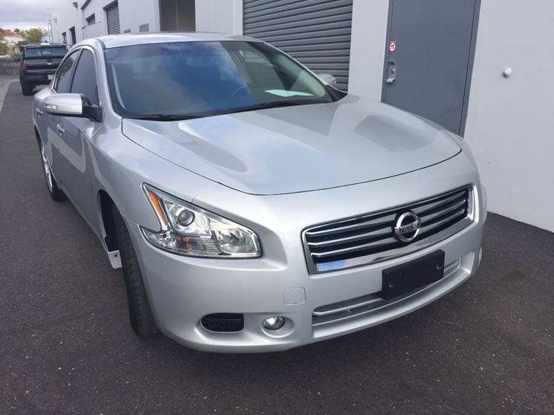 2014 Nissan Maxima for sale at Cars4U in Escondido CA