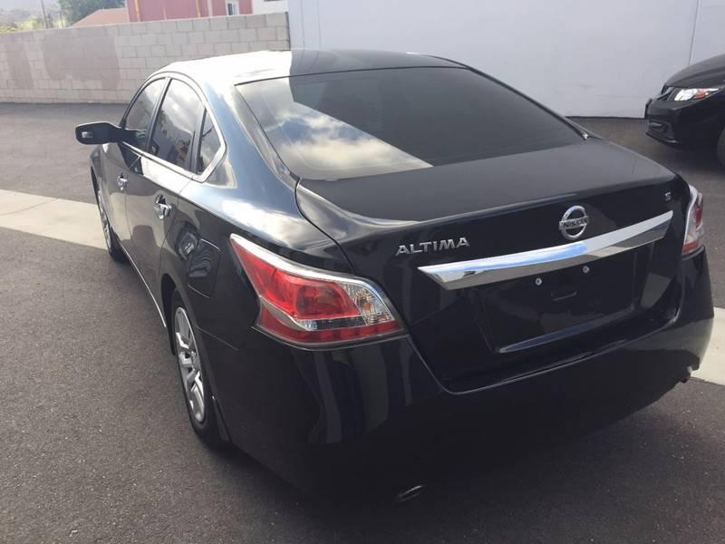 2015 Nissan Altima for sale at Cars4U in Escondido CA