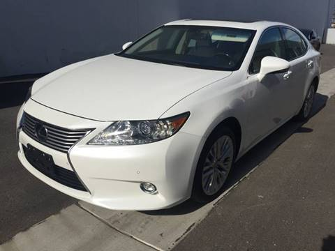 2014 Lexus ES 350 for sale at Cars4U in Escondido CA