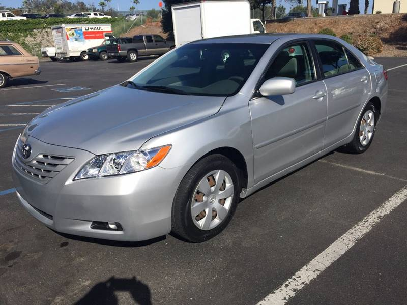 2009 toyota camry le v6 in escondido ca cars4u. Black Bedroom Furniture Sets. Home Design Ideas