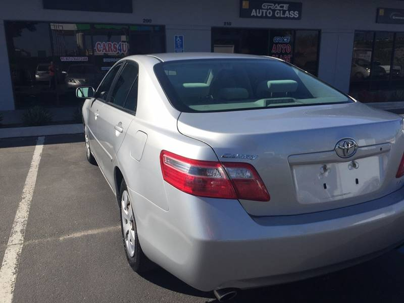 2009 Toyota Camry for sale at Cars4U in Escondido CA