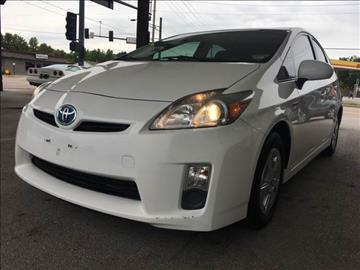 2011 Toyota Prius for sale at Auto Target in O'Fallon MO