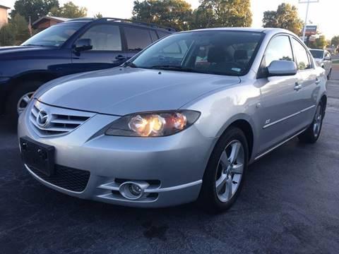 2006 Mazda MAZDA3 for sale at Auto Target in O'Fallon MO