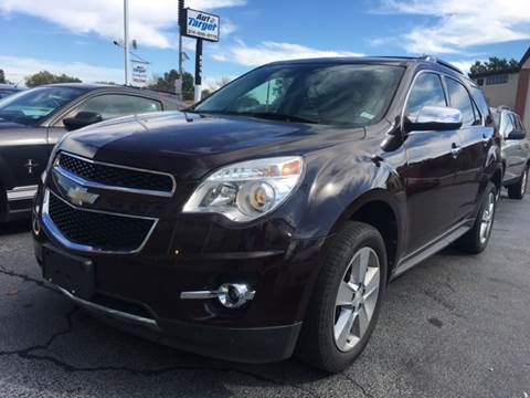 2011 Chevrolet Equinox for sale in St Louis, MO